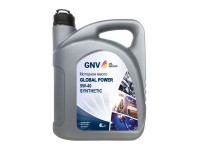 GNV Global Power Synthetic 5W-40 А3/В4-PETROL AUTO AND INDUSTRIAL