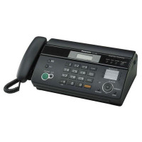 Факс Panasonic KX-FT982UA black